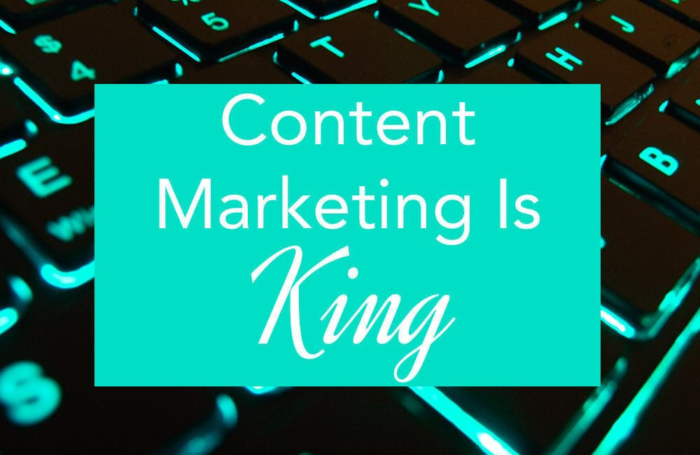 Why Content Marketing Rules