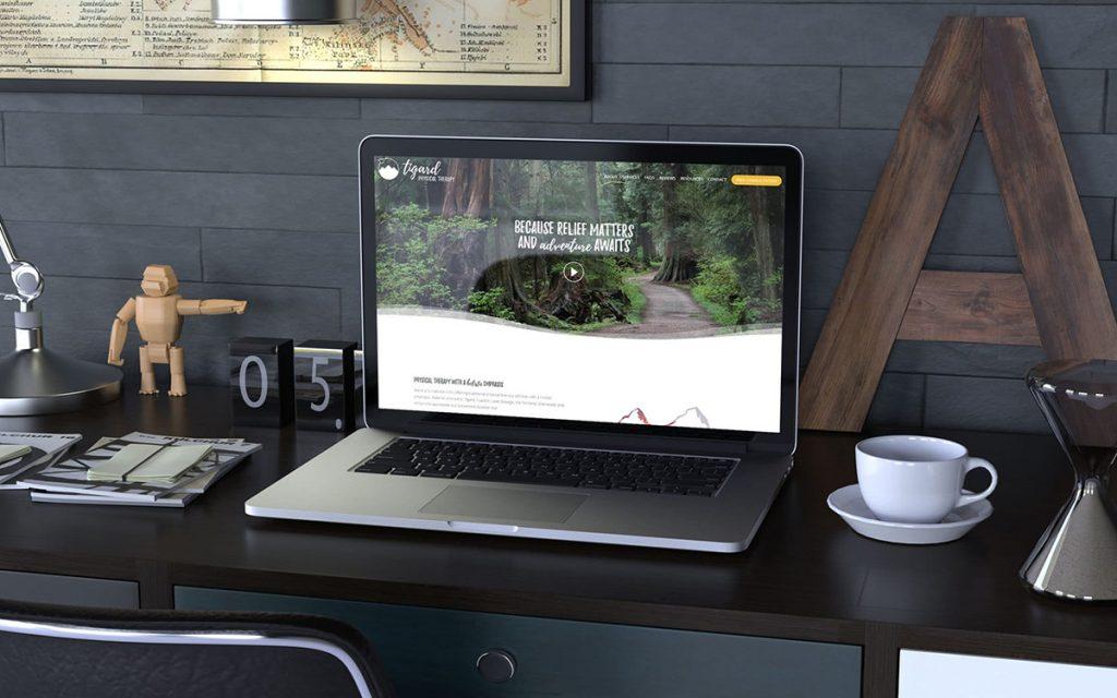 HelloSmitten's Web Design Project Case Study - Tigard