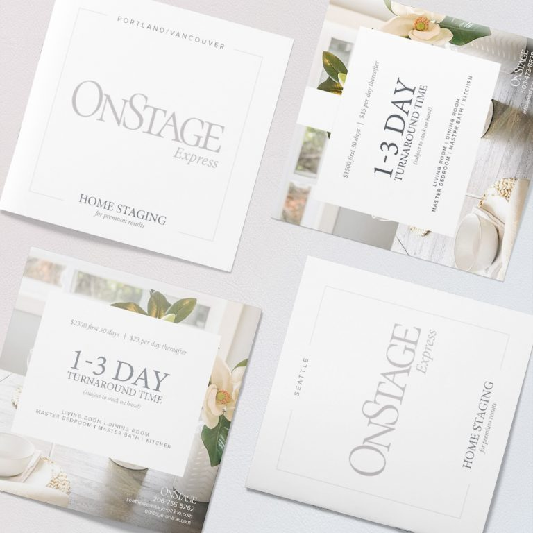 Onstage Square Brochure