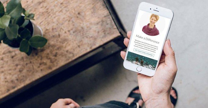 HelloSmitten's Web Design Portfolio - Thriven