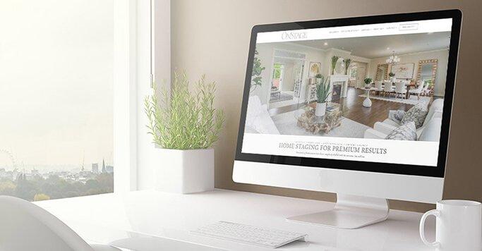 HelloSmitten's Web Design Project Case Study - OnStage
